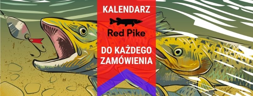 Red Pike Kalendarz