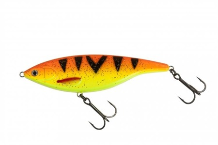 Przynęta Effzett Combat Jerk 12cm 34g - Orange Perch