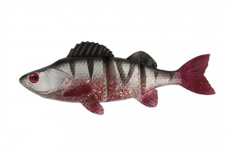 Przynęta Effzett Natural Perch 14cm 35g - Silver Perch