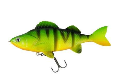 Przynęta Effzett Natural Perch 18cm 70g - Firetiger